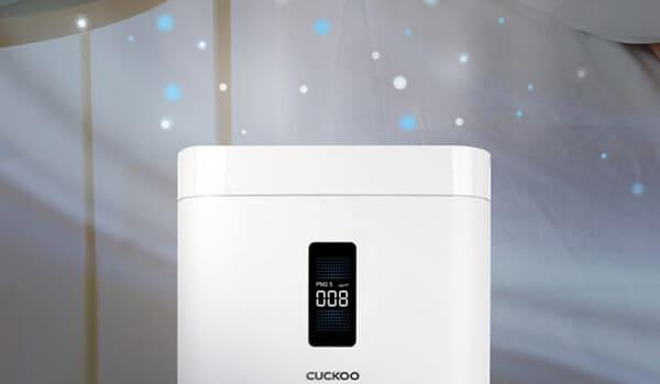 Review máy lọc không khí Cuckoo   Liệu có nên dùng hay không?