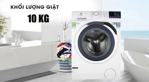 Máy giặt 10kg