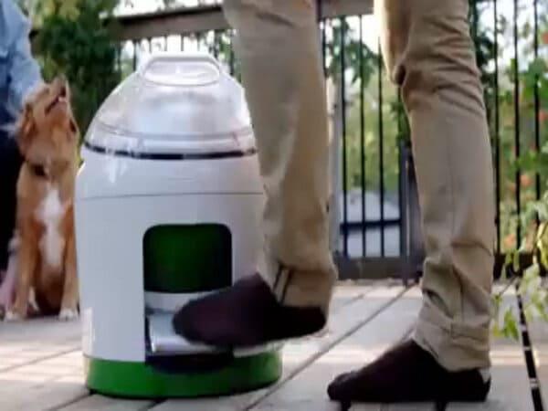 Cách thức hoạt động của máy giặt đạp chân Drumi