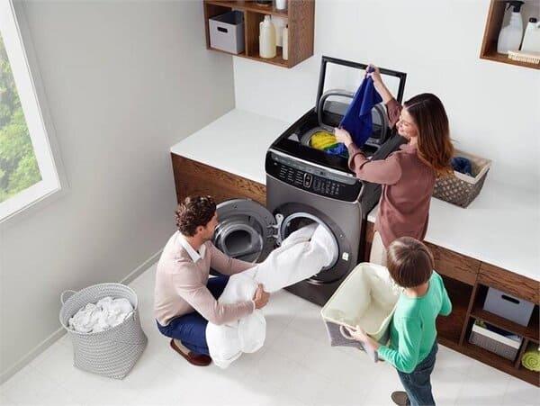 Máy giặt đồ em bé