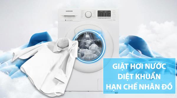 Ưu và nhược điểm của máy giặt chạy bằng hơi nước